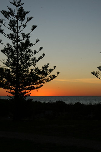 Sunset Semaphore