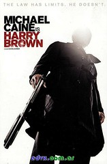 Harry Brown poster movie