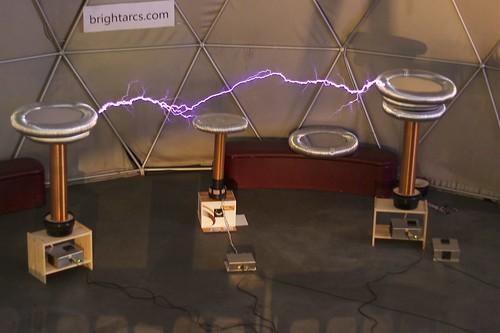 Musical Tesla Coils