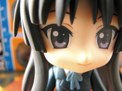 Nendoroid Mio face