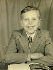 Image titled Jada Brennan, Sacred Heart School, 1958