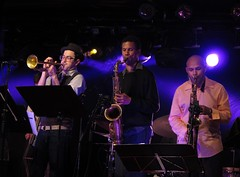 sf jazz collective au new morning