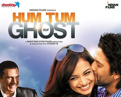 [Poster for Hum Tum Aur Ghost]