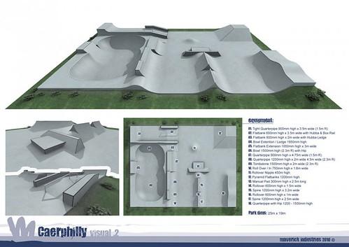 Caerphilly park!