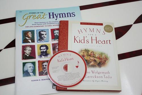 hymn study resources
