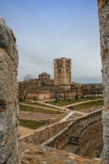 Castillo de Zamora (Urugallu) Tags: canon flickr catedral medieval muralla castillo zamora castilla piedra asentamiento castillaleon mywinners thesuperbmasterpiece urugallu theoriginalgoldseal