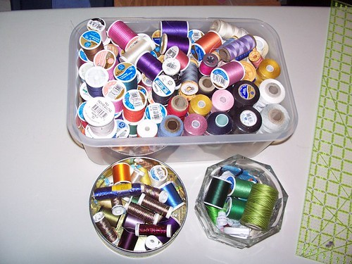 Thread Organized