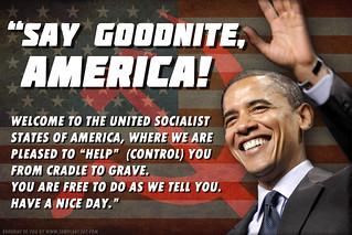 Say Goodnite America!