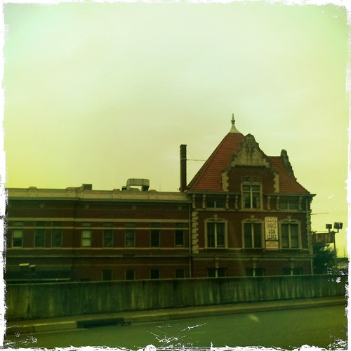 L&N Train Station