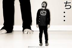 235/365Chi() (kurichan+) Tags: portrait self foot japanese nikon small d3 hiragana 2470mmf28 project365 365days  chiisai