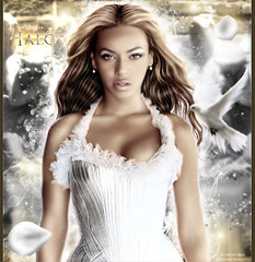 Beyonce - Halo (To:itneys hOtline) (Antonio Magaa) Tags: ladies boy angel see im you fierce sweet cd si yo rosa halo diego paloma cant blanca un single dreams reflejo if were sasha chico estatua aura herpes tiene beyonce pedestal fuera simio petalos travesti