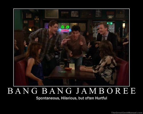 Motivational Poster: Jamboree