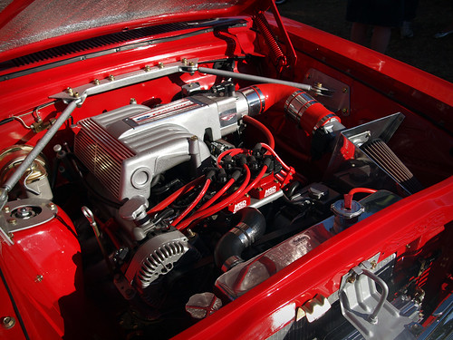 muzzie engine bay (by decypher the code)