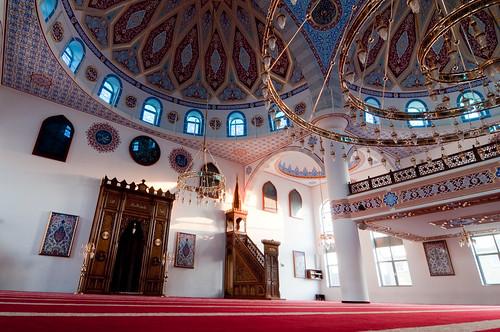 Merkez-Moschee, Duisburg-Marxloh