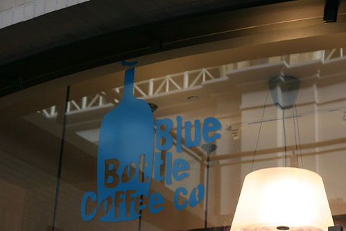 Blue Bottle, Ferry Building, SF