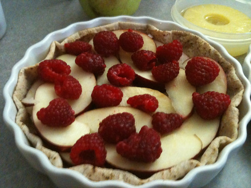 Pita Fruit Pie Step 4