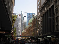 Sydney Streetscape