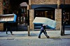 Sleepwalkers (deepstoat) Tags: street colour london film zeiss 35mm beds contaxt3 londonist sleepwalk kodakportra deepstoat