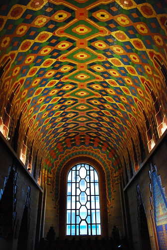 Guardian Building Atrium