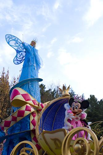 東京迪士尼 花車遊行