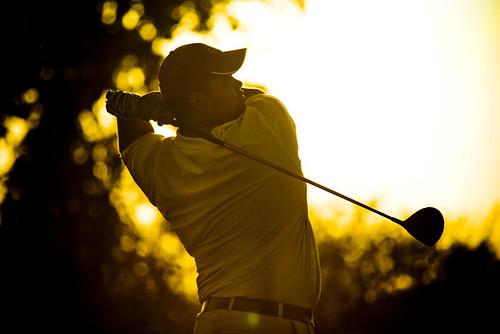 Trent Golfing 3