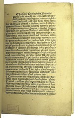 Opening page from Aristoteles [pseudo-]: Problemata (University of Glasgow Library) Tags: aristotle incunabula 15thcentury specialcollections incunables aristoteles problemata fifteenthcentury incunabulum incunable universityofglasgowlibrary
