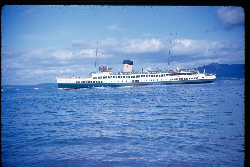 Rothesay Ferry  1965