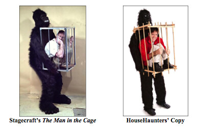 Another Lawsuit Over Costume Copyrights Gorilla Holding A Cage  sc 1 st  Techdirt. & Another Lawsuit Over Costume Copyrights: Gorilla Holding A Cage ...