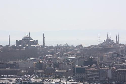 Mezquita Azul y Santa Sofía, Estambul