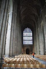 Interior, Canterbury Cathedral
