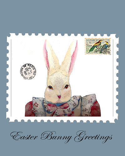 Easter Bunny Greetings
