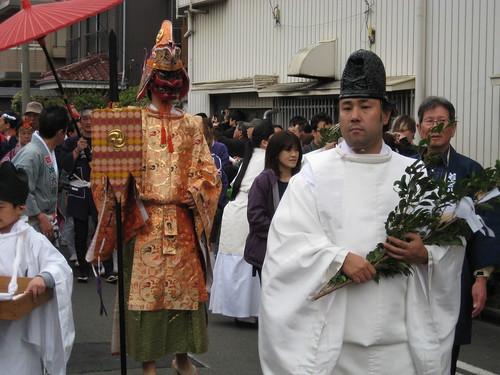 天狗@かなまら祭り
