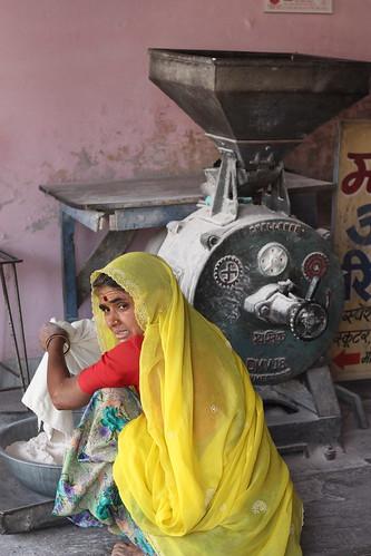 Flour Shop, Udaipur