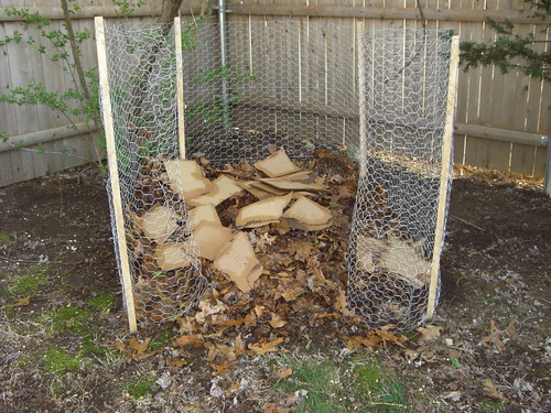 COMPOST PILE!