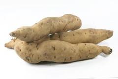 Instead of regular potatoes, try sweet potatoes