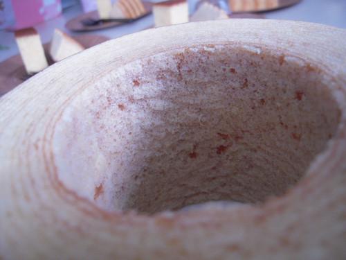 とうふ藤野「豆乳バームクーヘンのセット」日比谷花壇