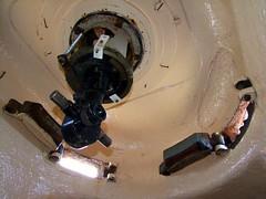 Внутри бункера