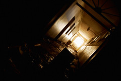 el final del tunel? o el comienzo del camino? (Cesar Poblete S.) Tags: viñadelmar sanatorio sanatoriomaritimo