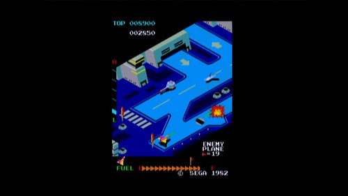 Zaxxon - Nintendo Wii Virtual Console