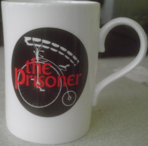 mug du Prisonnier, coté pile
