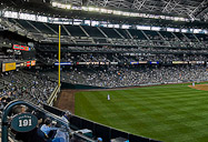 panoramique safeco field.