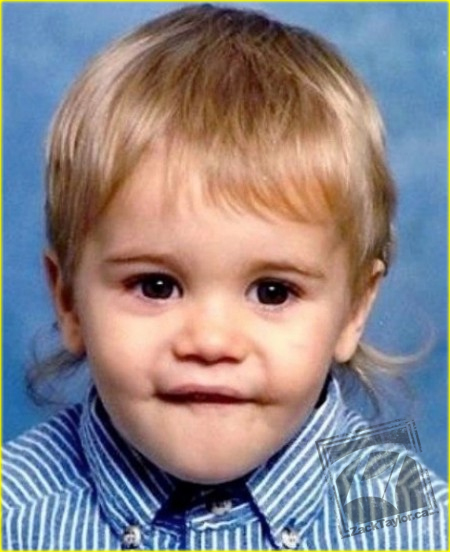 Justin Bieber bebe