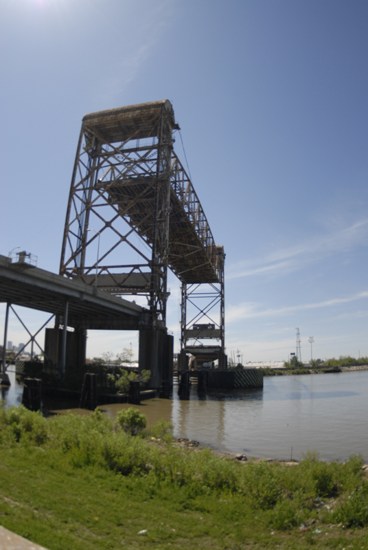Repairs underway - Lower Ninth Ward - New Orleans