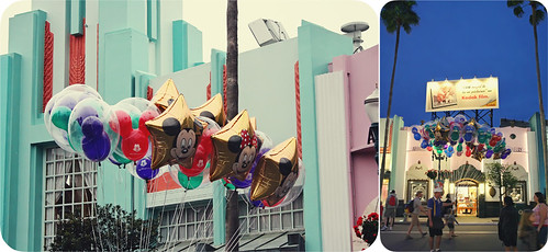 Hollywood Studios Balloons