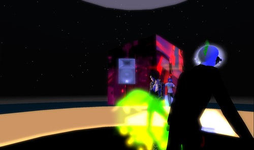 raftwet, mr widget at muzik haus party