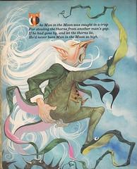 man on the moon (this sunday child) Tags: fairytale storybook childrensbook nurseryrhyme
