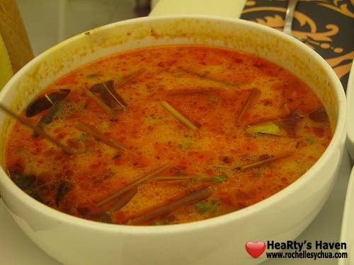 tom yum soup siam