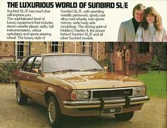 Holden Sunbird