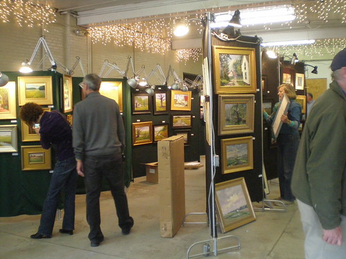 Wet paint show and sale