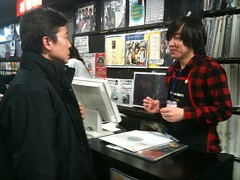 Record Store Day at Disk Union4